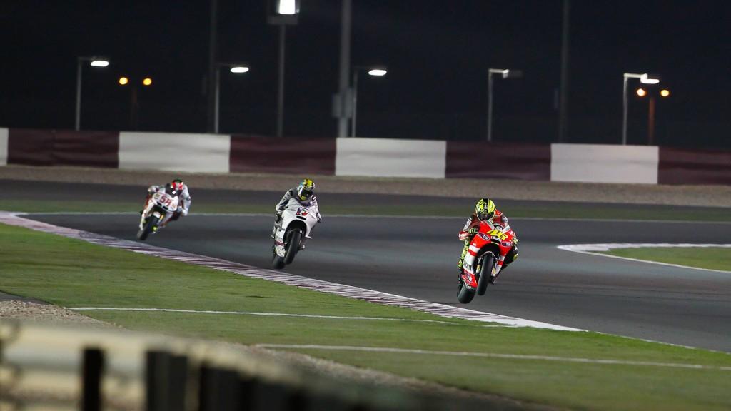 MotoGP, Qatar Test