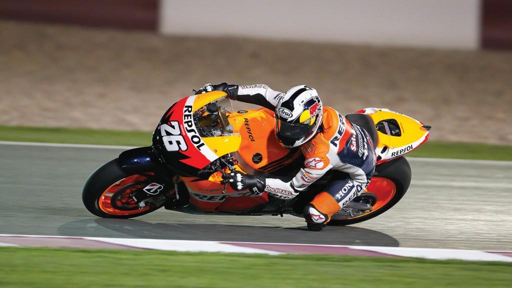 Dani Pedrosa, Repsol Honda Team, Qatar Test