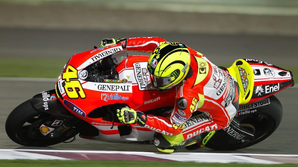 valentino rossi ducati 2011 qatar. Valentino Rossi, Ducati Team,