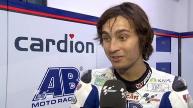 Qatar Test 2011 - MotoGP - Interview - Karel Abraham