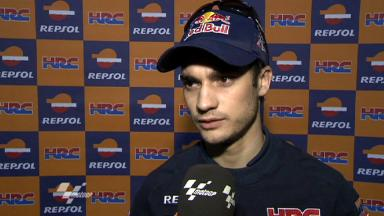 Pedrosa pleased with final 2011 preparations