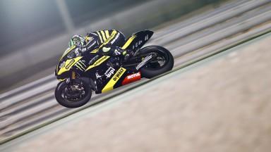 Cal Crutchlow, Monster Yamaha Tech 3, Qatar Test