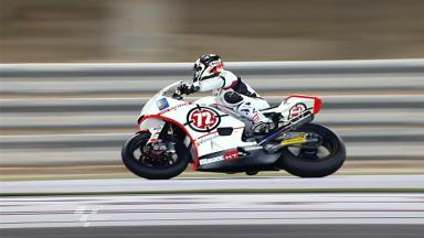 Qatar 2011 - Moto2 - FP2 - highlights