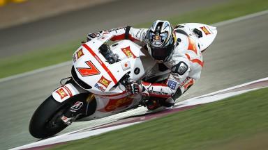 Hiroshi Aoyama, San Carlo Honda Gresini, Qatar FP1