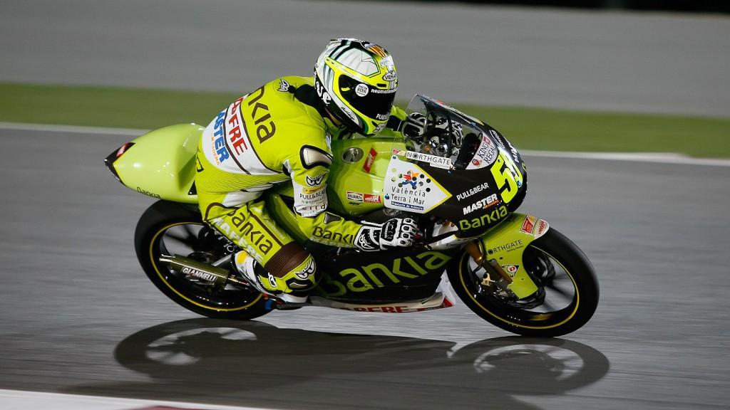 Hector Faubel, Bankia Aspar Team, Qatar FP1