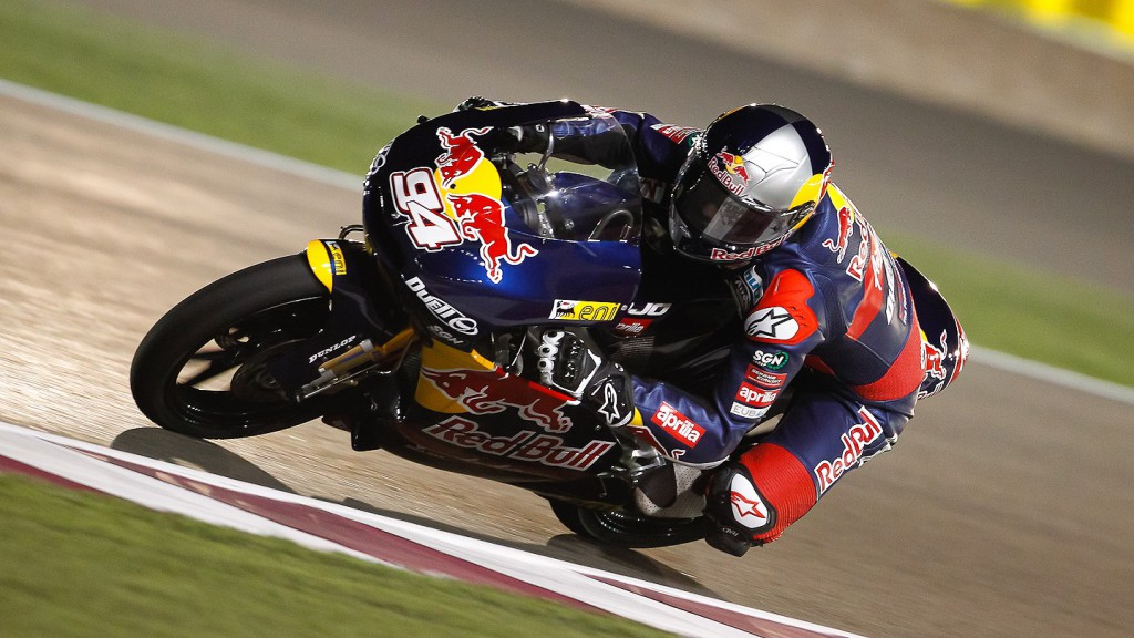 Jonas Folger, Red Bull Ajo Motosport, Qatar FP1