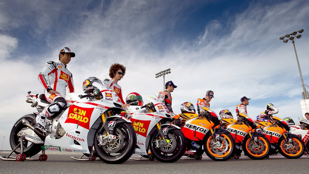 2011 MotoGP World Championship Riders, Qatar