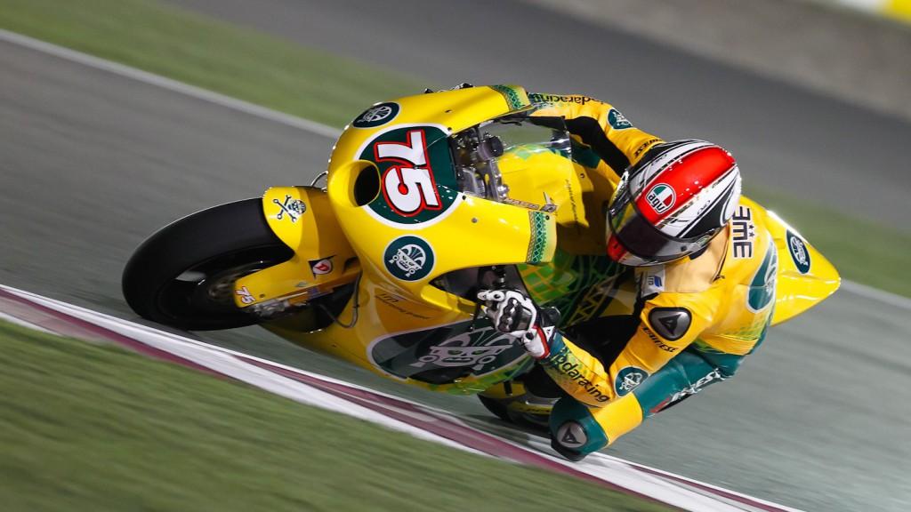 Mattia Pasini, Ioda Racing Project, Qatar FP1