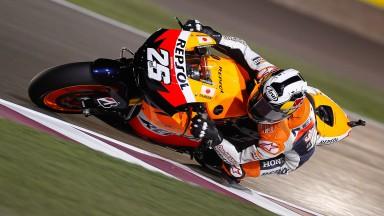 Dani Pedrosa, Repsol Honda Team, Qatar FP1