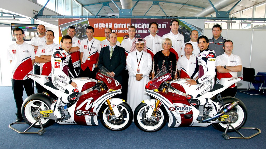 QMMF Racing Team, Qatar