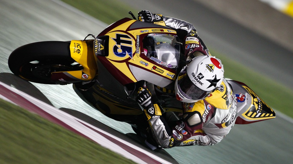 Scott Redding, Marc VDS Racing Team, Qatar FP1