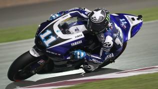 Spies 6º y Lorenzo 7º en el comienzo de la temporada en Catar