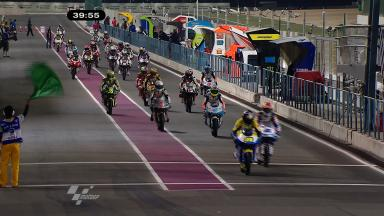Qatar 2011 - 125cc - FP3 - Full session