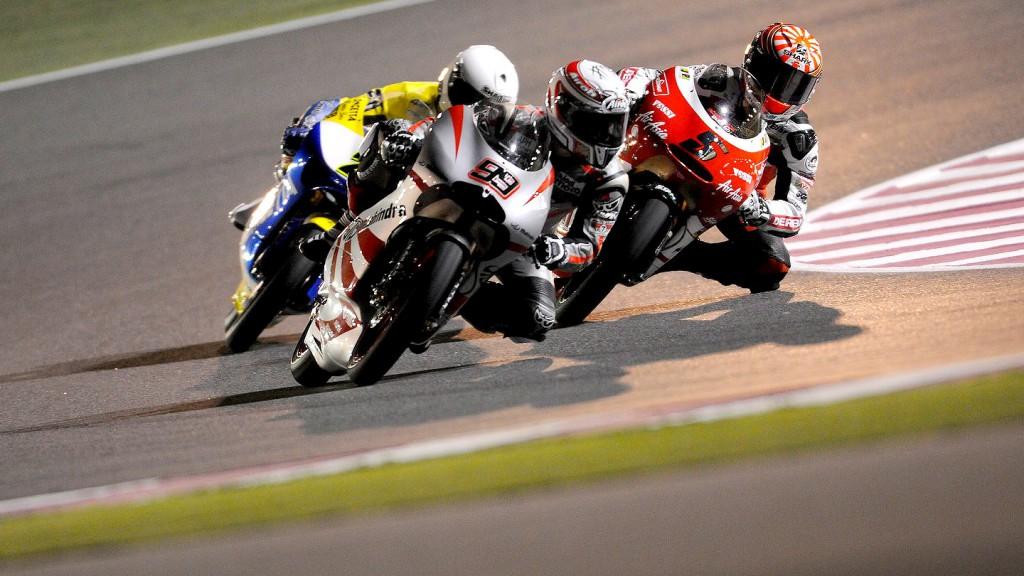 125cc, Qatar FP3
