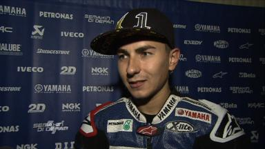 Lorenzo aiming for qualifying surge