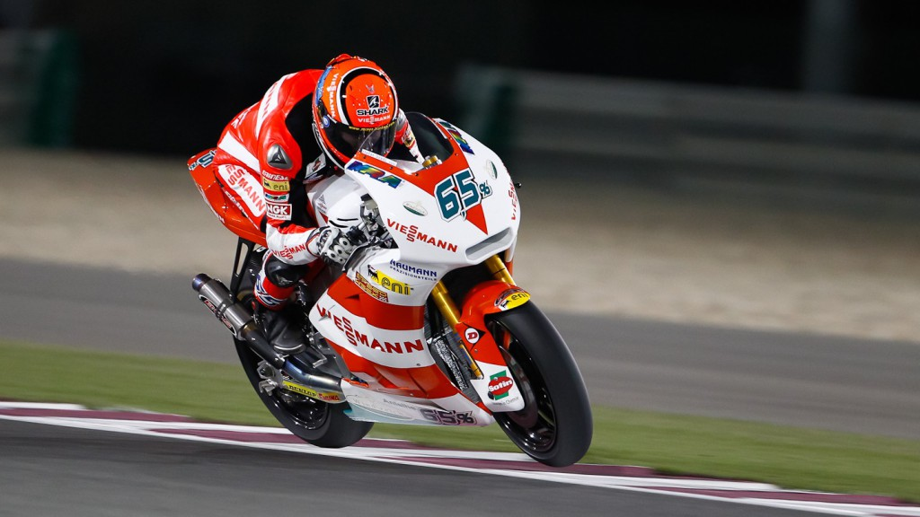 Stefan Bradl, Veissmann Kiefer Racing, Qatar FP3