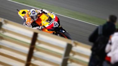 Andrea Dovizioso, Repsol Honda, Qatar FP3