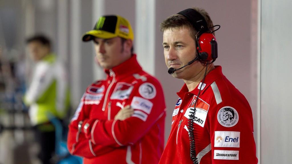 Ducati Team, Qatar FP1