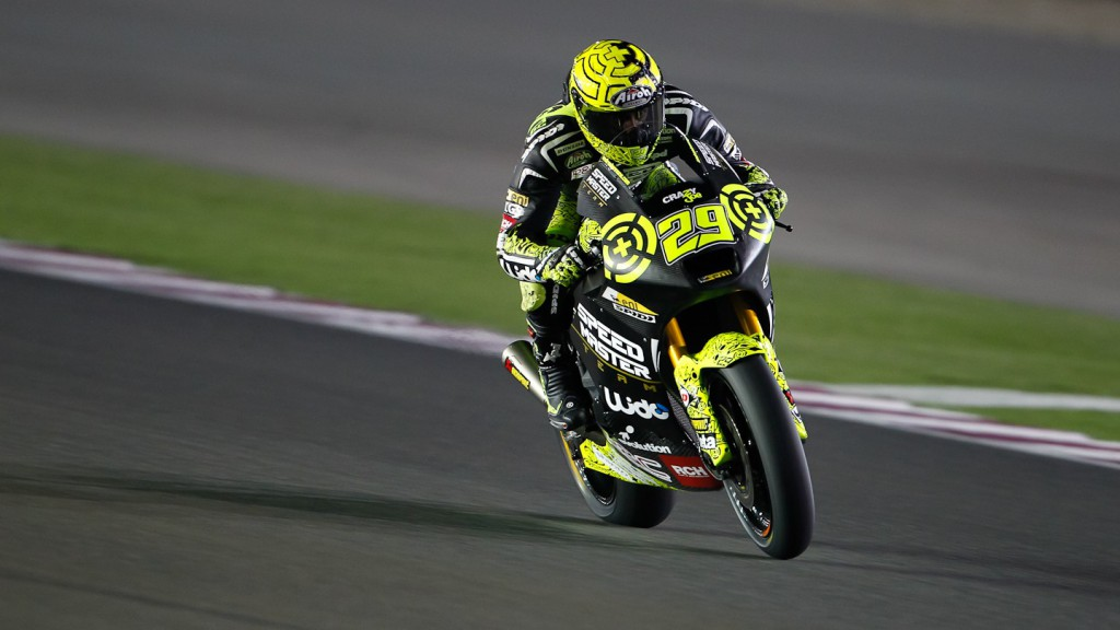 Andrea Iannone, Speed Master, Qatar FP3