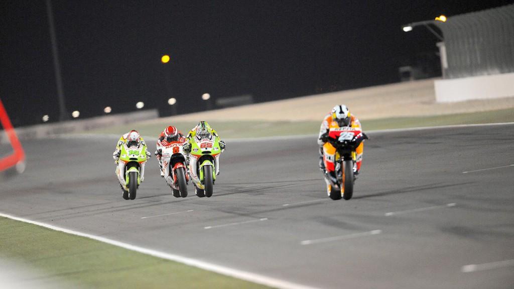 MotoGP, Qatar FP3