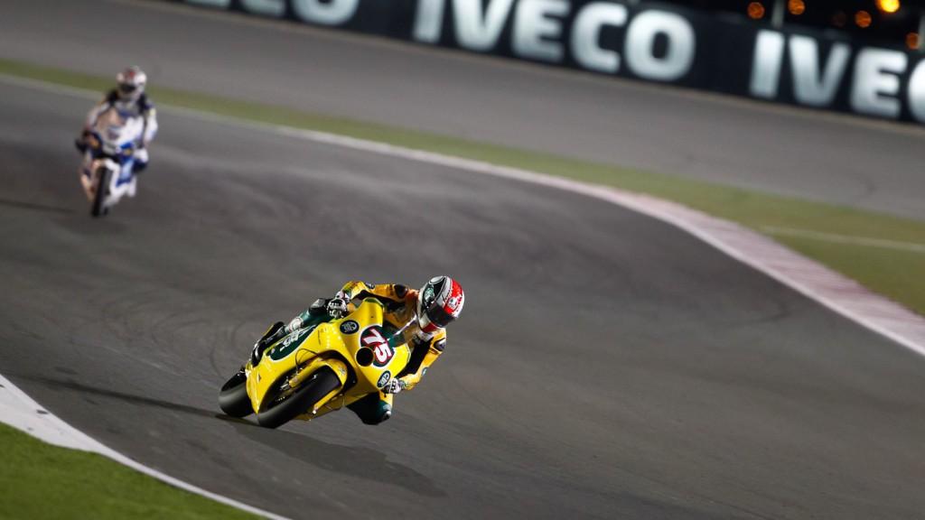 Mattia Pasini, Ioda Racing Project, Qatar FP3