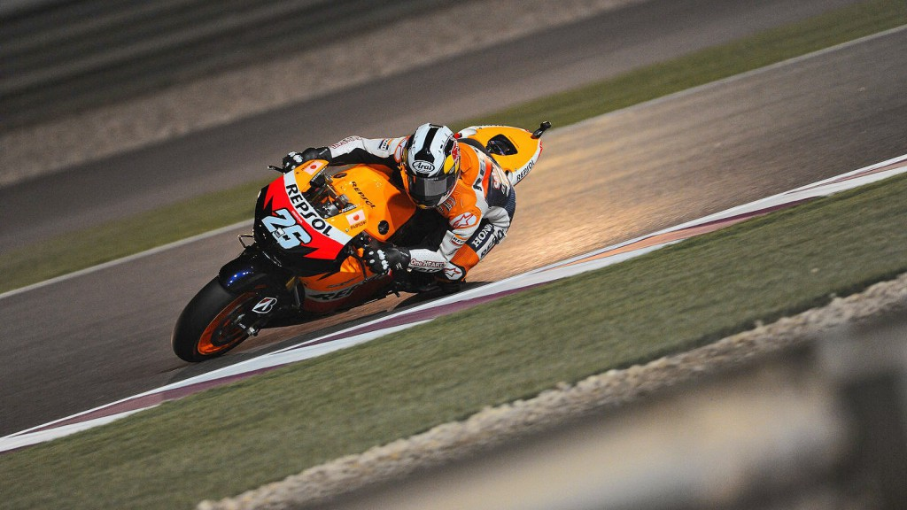 Dani Pedrosa, Repsol Honda Team, Qatar FP2