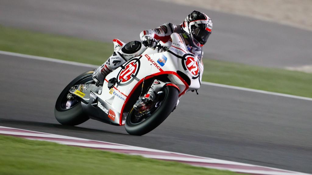 Yuki Takahashi, Gresini Racing Moto2, Qatar FP3