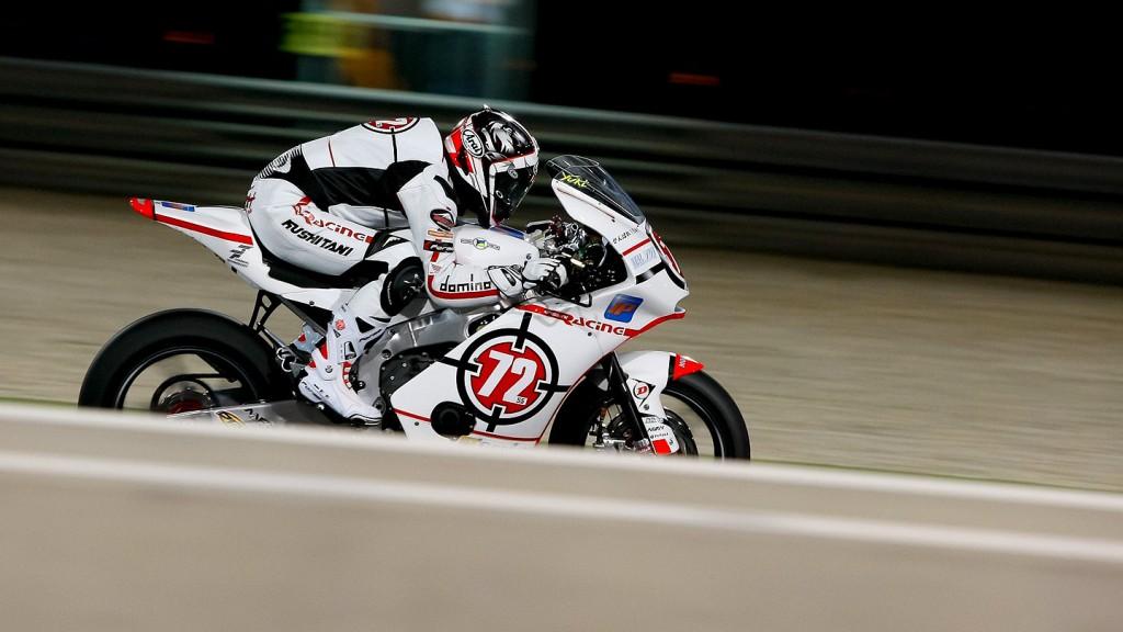 Yuki Takahashi, Gresini Racing Moto2, Qatar FP2