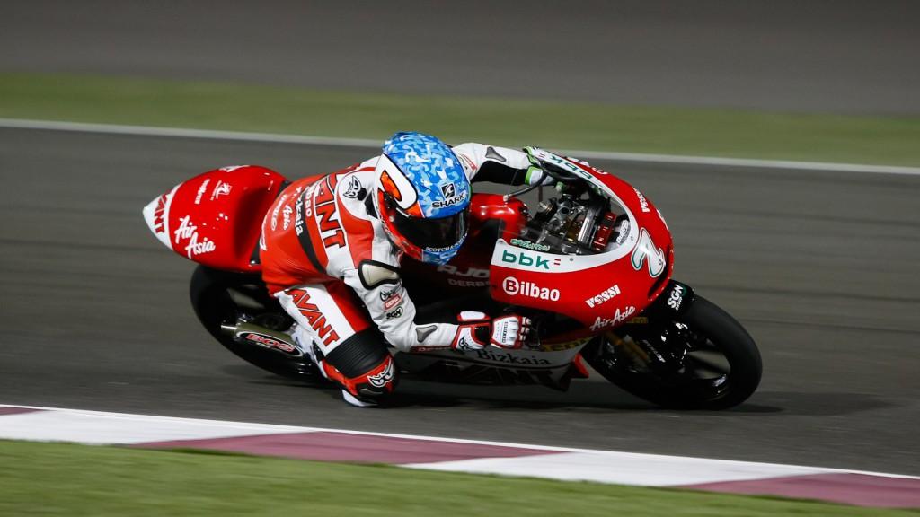 Efren Vazquez, Avant-AirAsia-Ajo, Qatar FP3