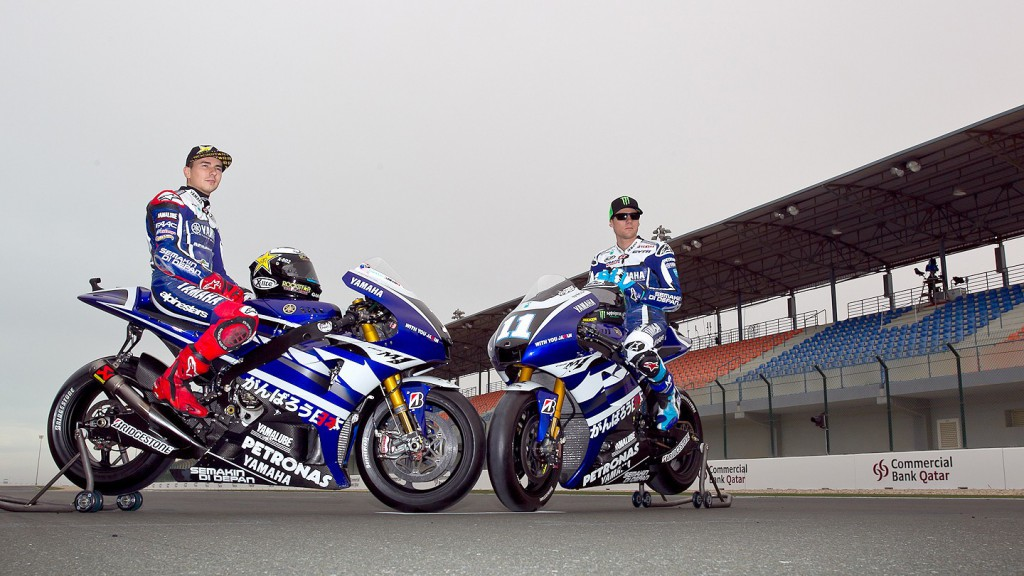 Yamaha Factory Racing, Qatar
