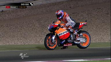 Qatar 2011 - MotoGP - QP - Highlights