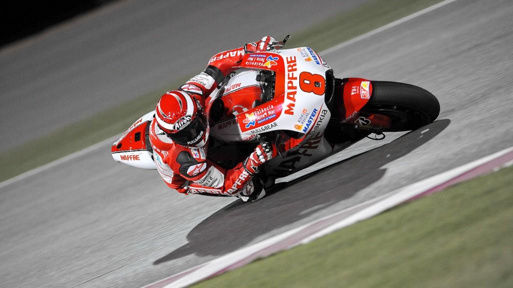 Hector Barbera, Mapfre Aspar Team MotoGP, Qatar QP