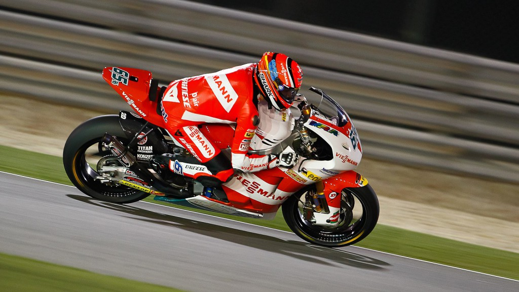 Stefan Bradl, Veissmann Kiefer Racing, Qatar Warm Up