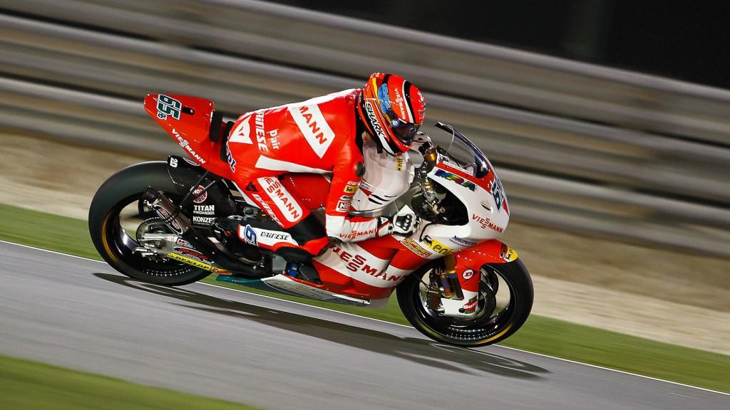 Stefan Bradl, Veissmann Kiefer Racing, Qatar Warm Up