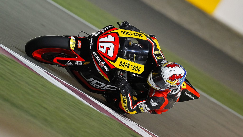 Jules Cluzel, Forward Racing, Qatar QP