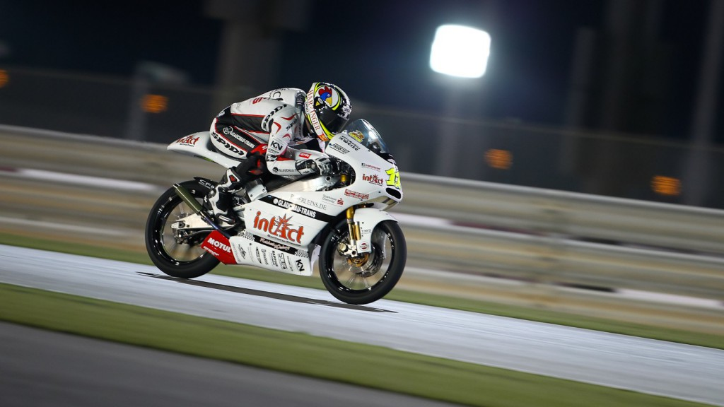 Sandro Cortese, Intact- Racing team Germany, Qatar QP