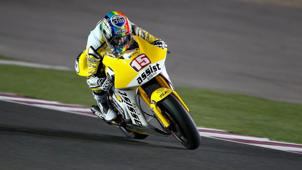Alex de Angelis, JR Moto2, Qatar QP
