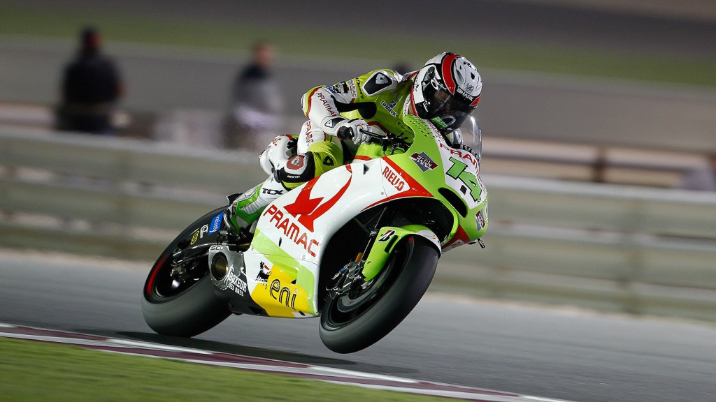 Randy de Puniet, Pramac Racing Team, Qatar QP