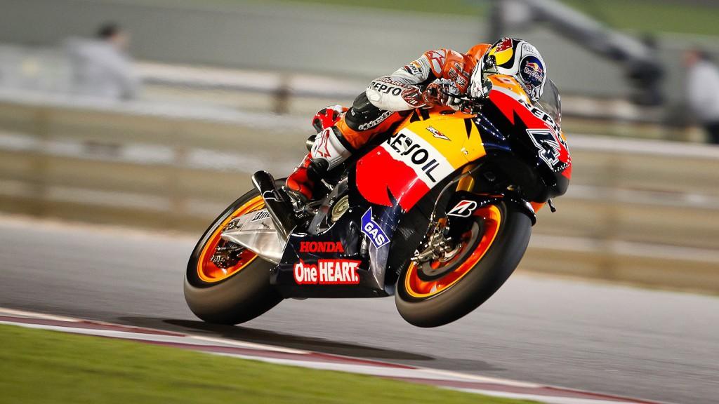 Andrea Dovizioso, Repsol Honda, Qatar QP