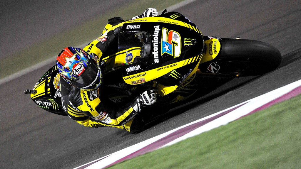 Colin Edwards , Monster Yamaha Tech 3, Qatar QP