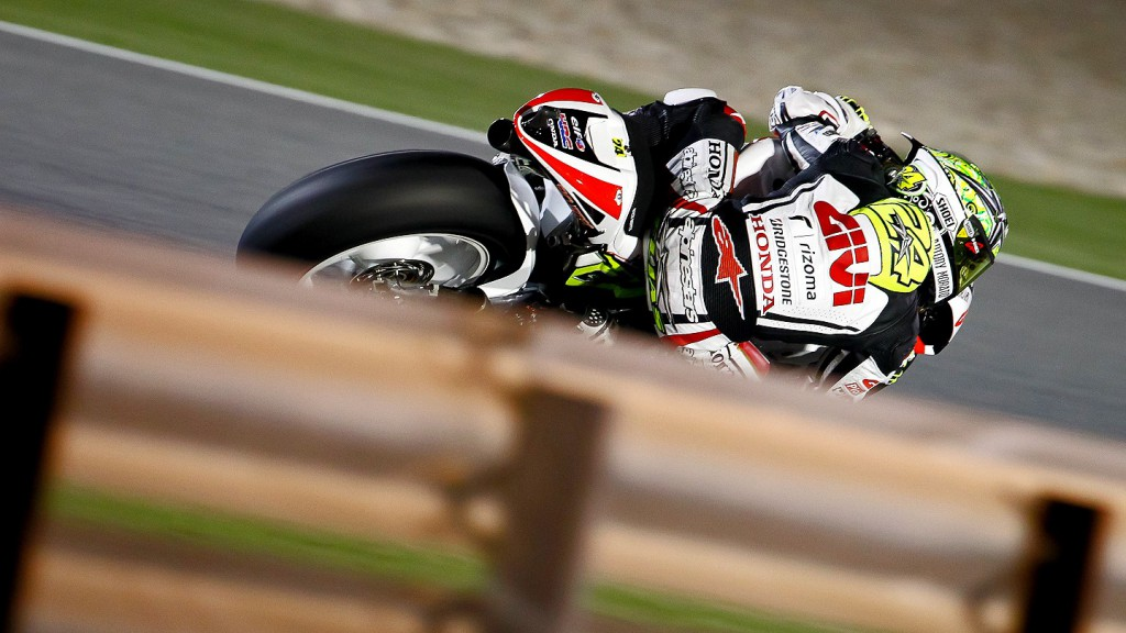 Toni Elias, LCR Honda MotoGP, Qatar QP