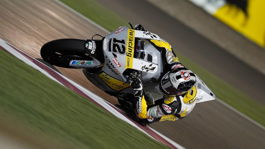 Thomas Luthi, Interwetten Paddock Moto2, Qatar QP
