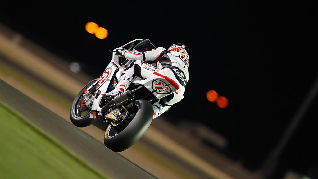 Yuki Takahashi, Gresini Racing Moto2, Qatar QP