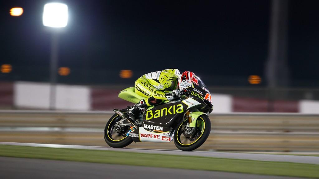 Nico Terol, Bankia Aspar Team, Qatar QP