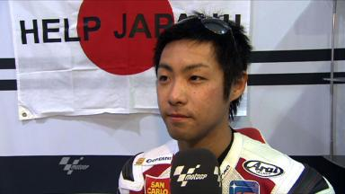 Takahashi on Losail result