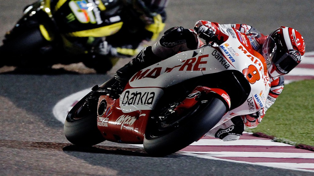Hector Barbera, Mapfre Aspar Team MotoGP, Qatar Race