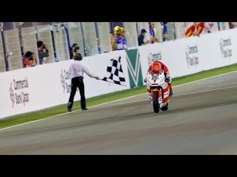 MotoGP 2011 Qatar Stefan Bradl Moto2