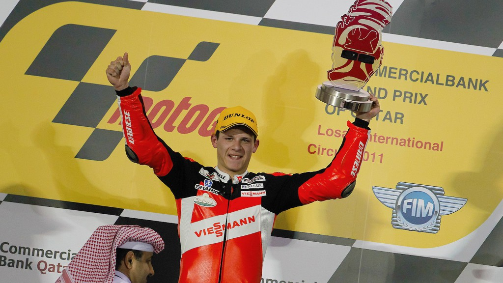 Stefan Bradl, Veissmann Kiefer Racing, Qatar Race