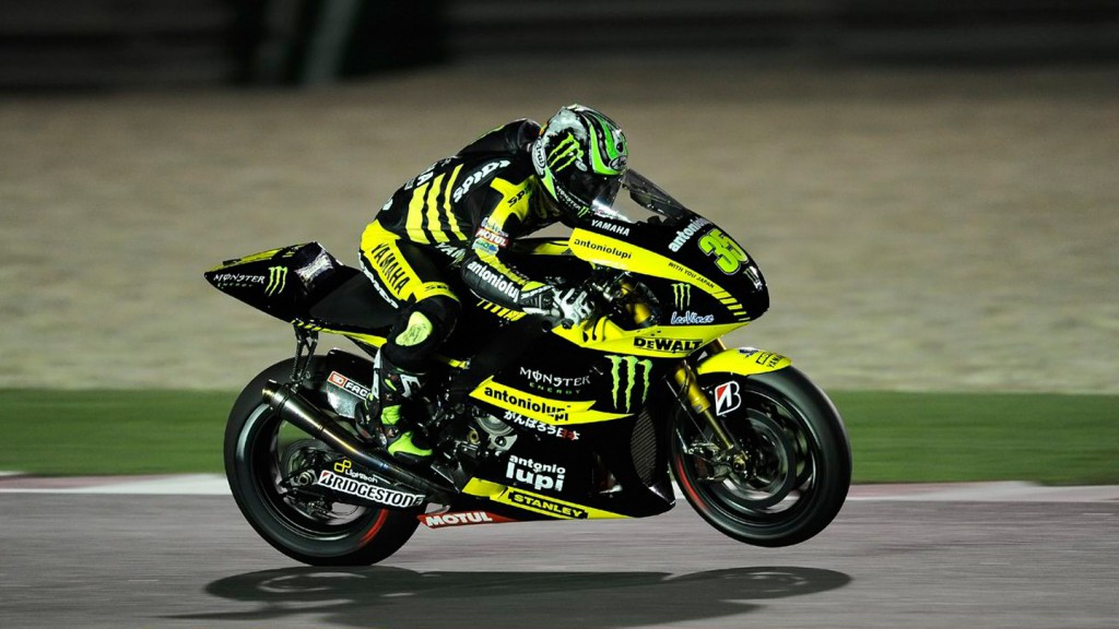 Cal Crutchlow, Monster Yamaha Tech 3, Qatar Race