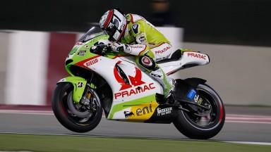 Randy de Puniet, Pramac Racing Team, Qatar Race